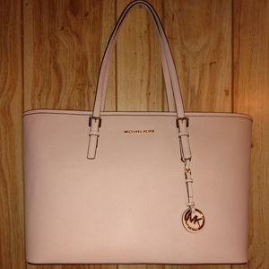 Michael Kors medium Saffiano handbag